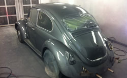 Beetle Body Repair Work Riverside County