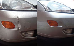 Affordable Plastic Bumper Repair