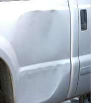 Door Ding Dents Repair
