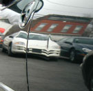 Dodge Intrepid Door Crease