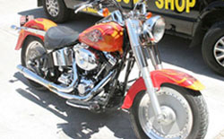 Harley Motorcycle Body Repair